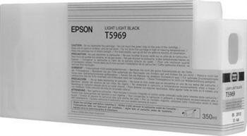 Картридж Epson StPro 7900/9900 light light black, 350 мл