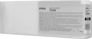 Картридж Epson StPro 7900/9900 light light black, 700 мл